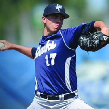 NSU Baseball Alex Mateo