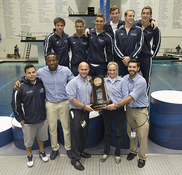 NSU Swimming and Diving