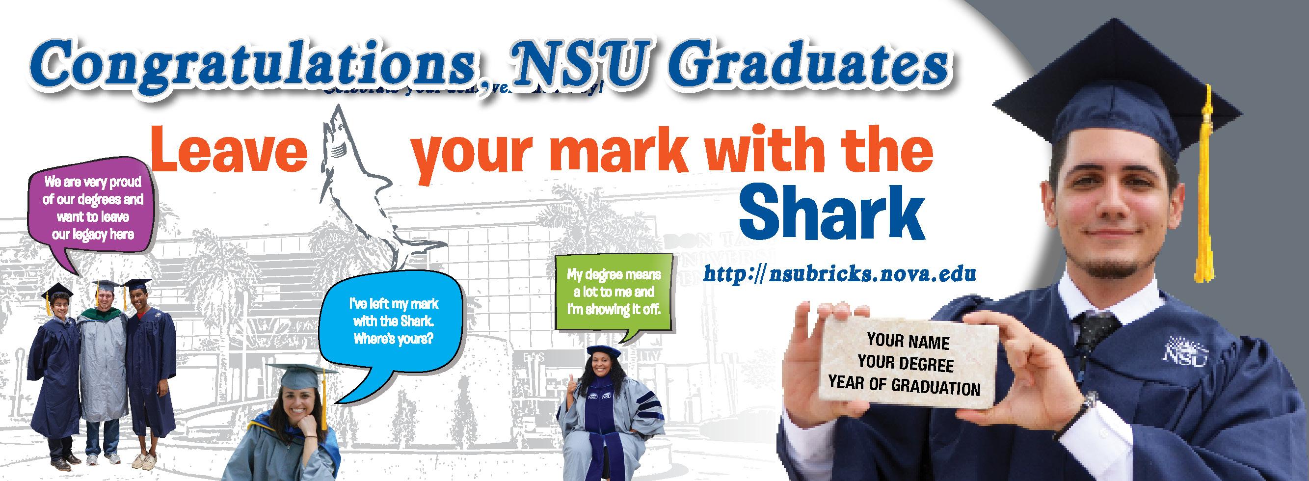 Congratulations, NSU Graduates!