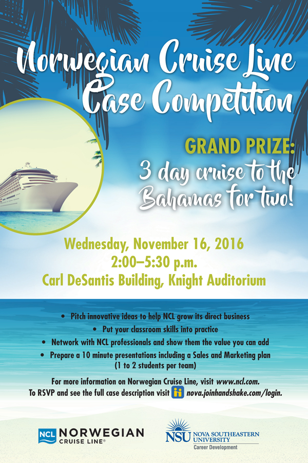 Norwegian-Cruise-Line-Case-Competition