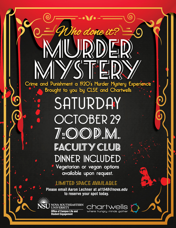 Murder Mystery 2016