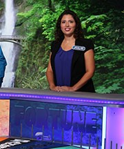 Dr. Garcia on Wheel of Fortune