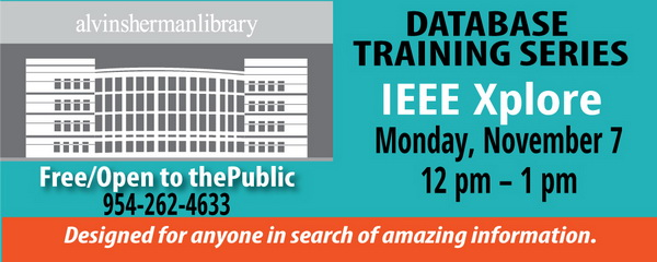 database training IEEE Xplore