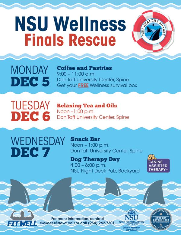 Finals Week Rescue