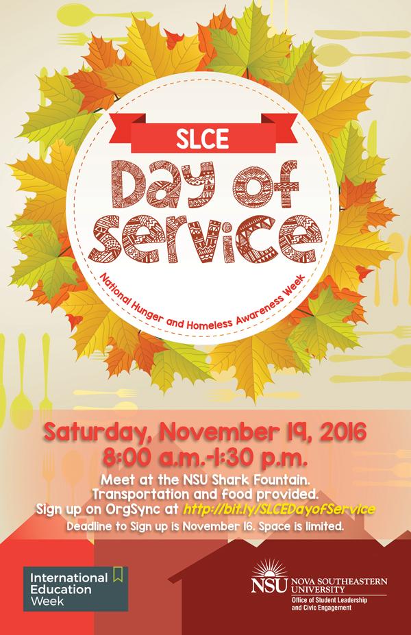 SLCE Day of Service