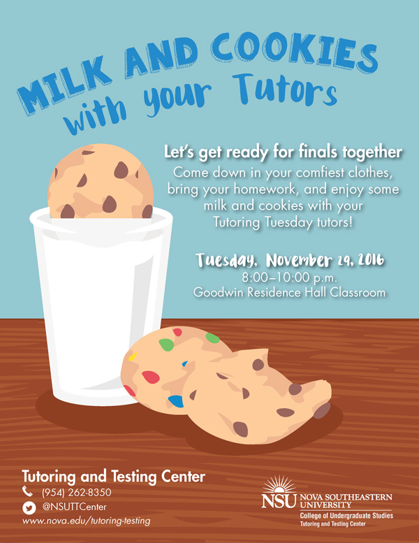 Milk and Cookies tutors