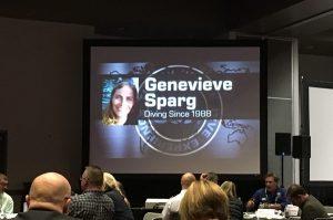 Diving Award - GSparg