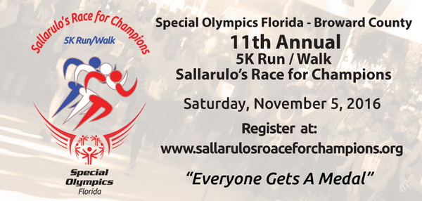 Sallarulo Race For Champions