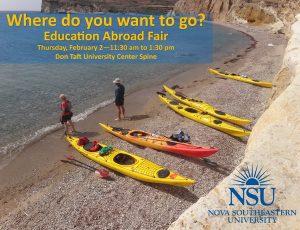 Edcuation Abroad Fair