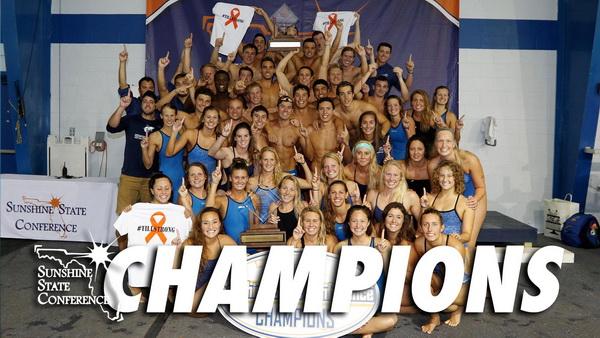 Swim Team SSC Champions