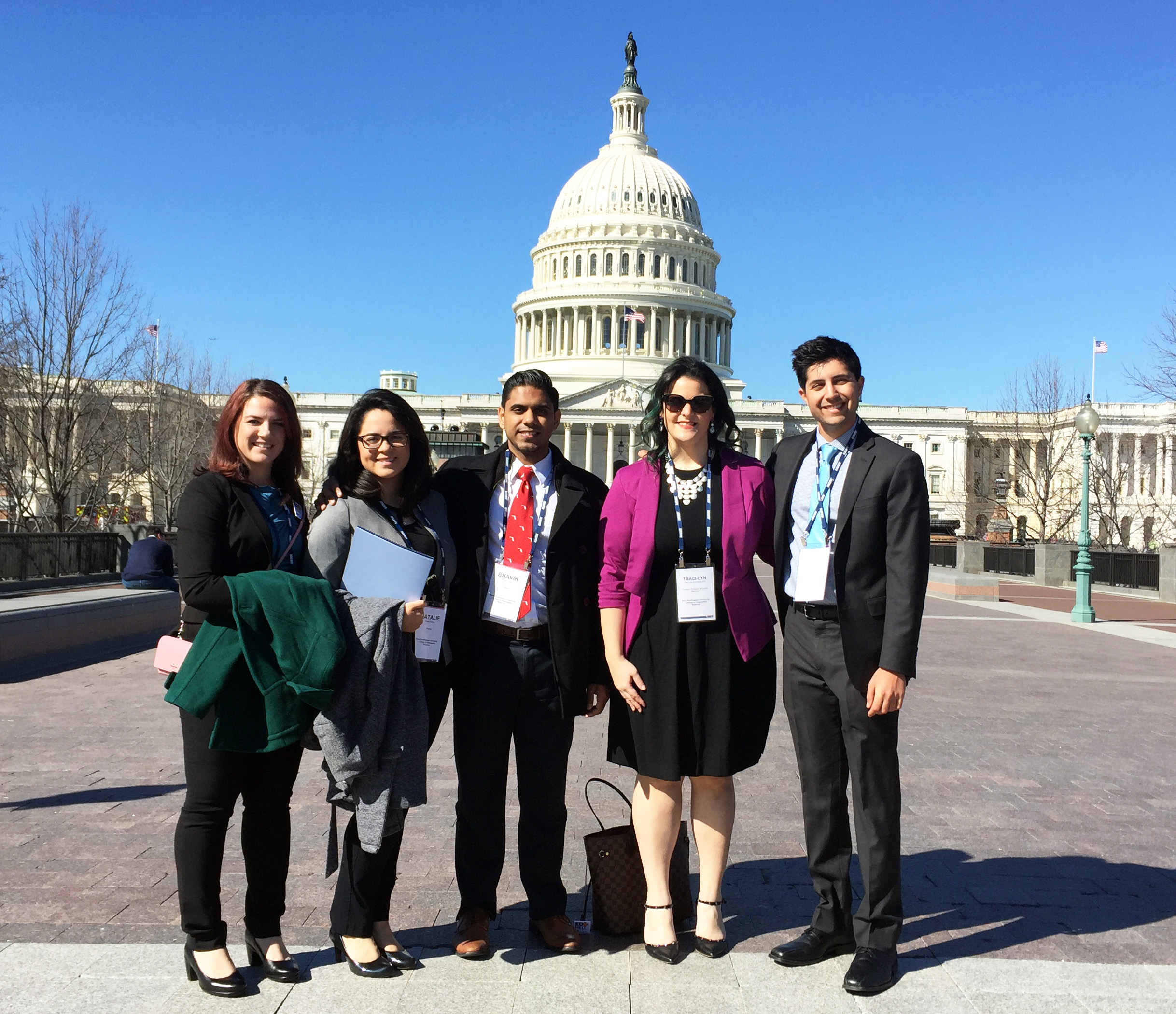 2017 D.O. Day on Capitol Hill