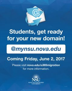 student email migration