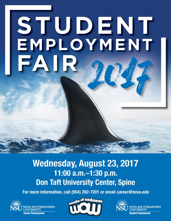 Student Employment Fair 2017