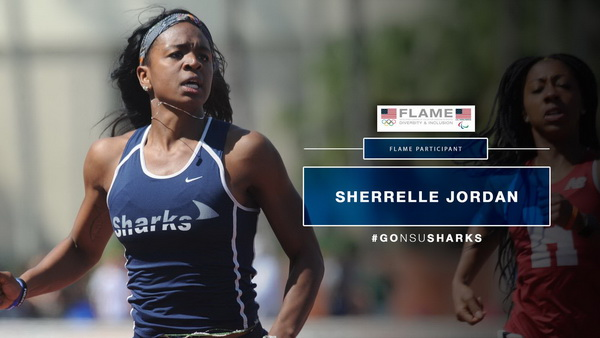 NSU's Sherrelle Jordan Selected for FLAME Program