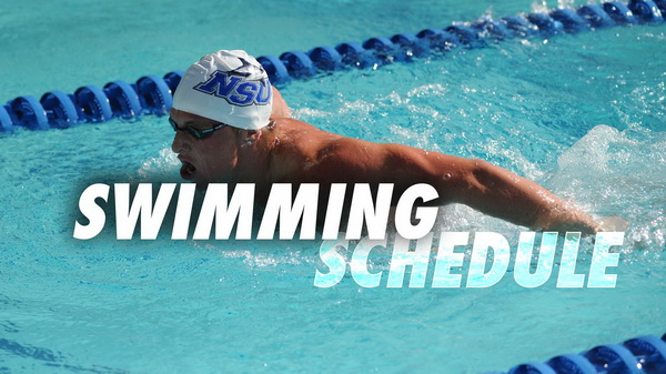 Hewitt, NSU Release 2017-18 Swimming Slate