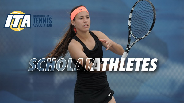 NSU Women's Tennis Lands Four on ITA All-Academic Team
