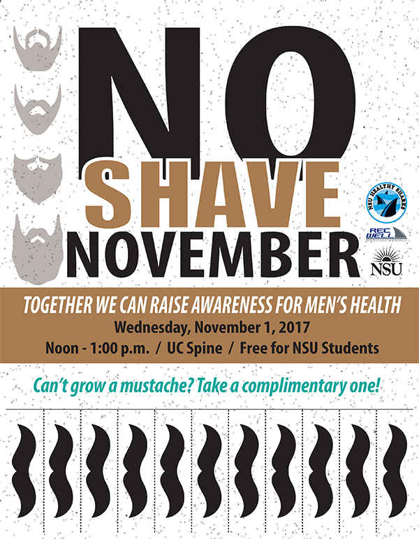 No Shave November 2017