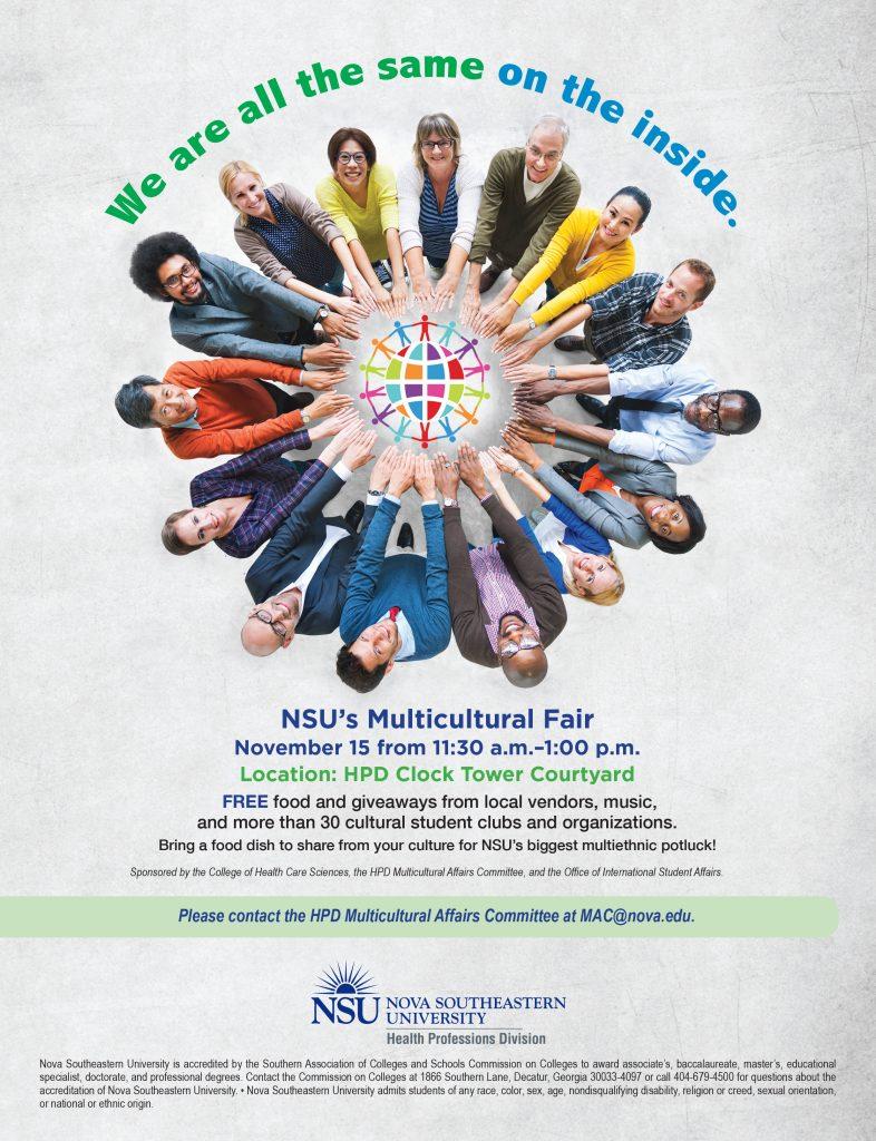 Multicultural Fair Oct 2017