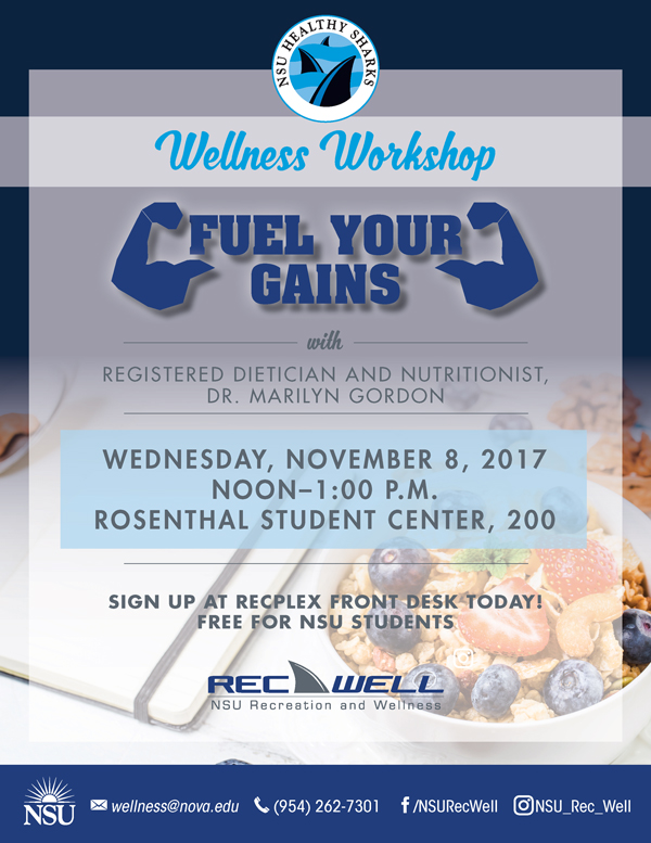 Fuel Your Gains