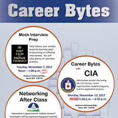 Career Bytes November 2017