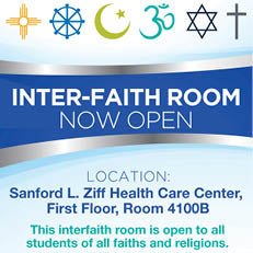 Inter-Faith Room