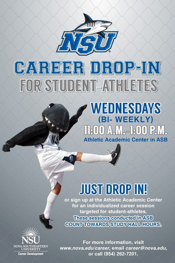 Career Drop In Athletics