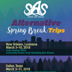SAS Spring Break 2018