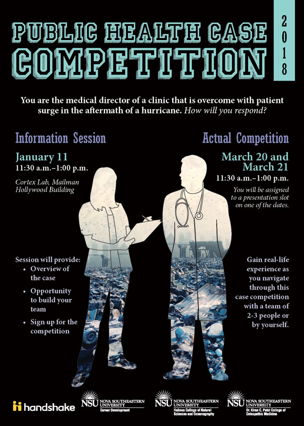 Public Health Case Competition