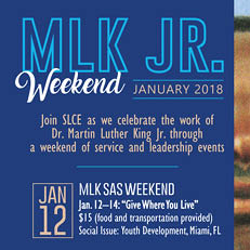 MLK Weekend
