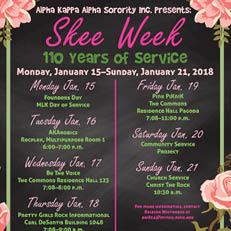 Skee Week