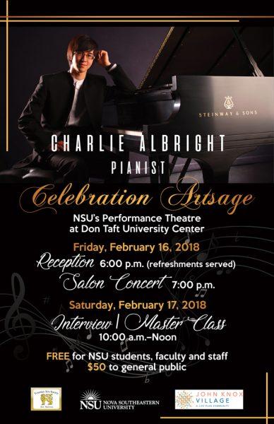 Charlie Albright