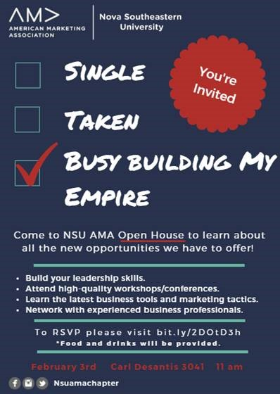 AMA Open House