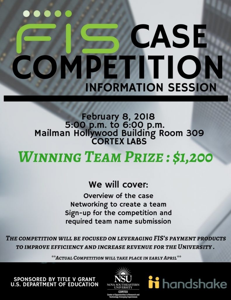 FIS Case Competition