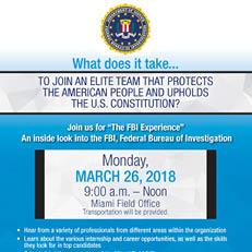 FBI Site Visit