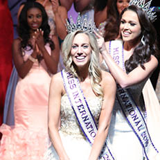 Kelsey Craft Miss International 2017