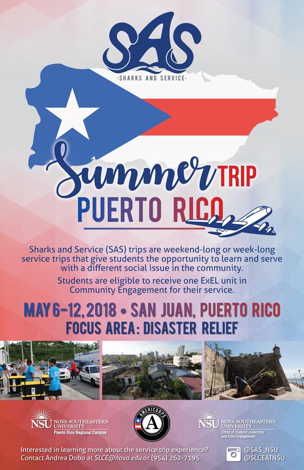 SAS Trip to Puerto Rico