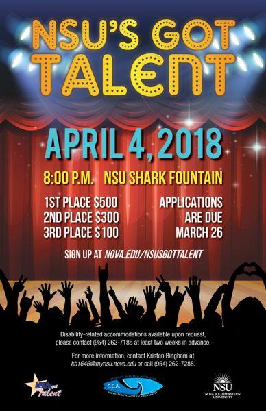 NSU's Got Talent