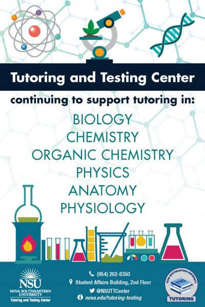 Tutoring and Testing Center - Science