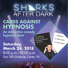 Sharks After Dark - Cards Against Hypnosis