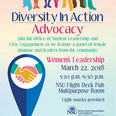 Diversity In Action – Advocacy (Mar. 22)