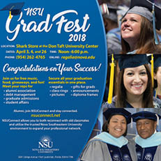 NSU Grad Fest 2018