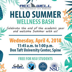 Hello Summer Wellness Bash