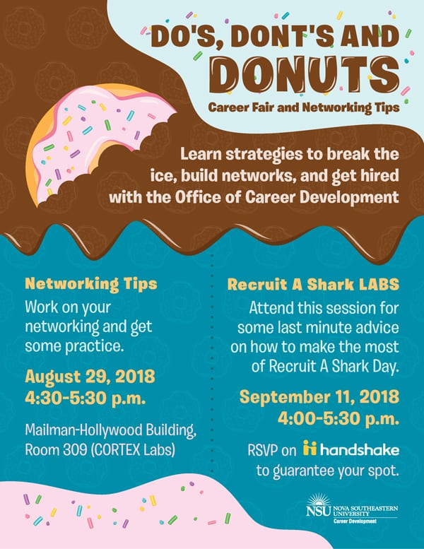Do's, Dont's, and Donuts