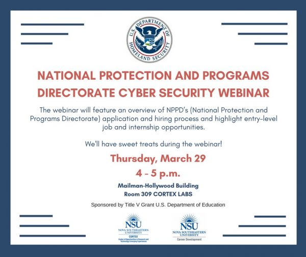 National Protection and Programs Directorate (NPPD) Cyber