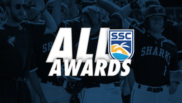 Sharks Place Six on All-SSC Teams