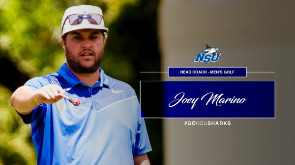 Marino Promoted as NSU's Next Head Men's Golf Coach