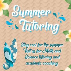 Summer Tutoring