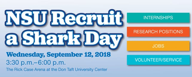 Recruit a Shark Day at NSU