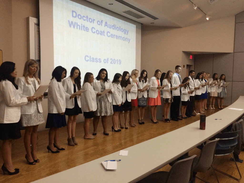 Historical Overview of the NSU Doctor of Audiology United States Program