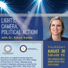 Lights, Camera, Political Action with Dr. Karen Sando